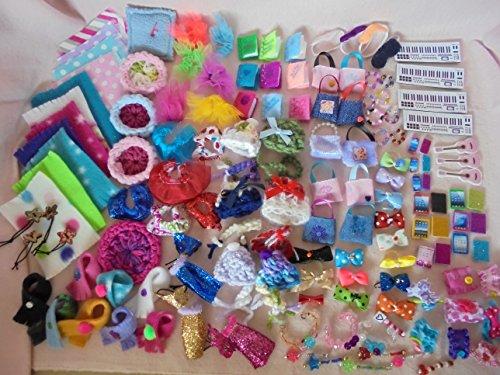 [Littlest Pet Shop LPS 6 RANDOM Accessories Clothes Lot of 6 Custom Made No Pet] (Homemade Kids Dog Costumes)