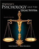 img - for Wrightsman's Psychology and the Legal System (text only) 7th (Seventh) edition by E. Greene,K. Heilbrun,W. H. Fortune,M. T. Nietzel book / textbook / text book