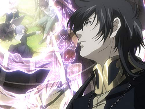 The Departure (Saint Seiya The Lost Canvas)