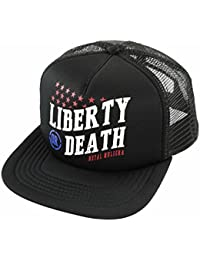 Men's Liberty Or Death Trucker Snapback Hat