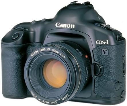 Canon EOS 1 V – Cámara réflex – 35 mm – Solo Cuerpo – Negro ...