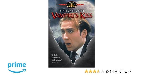 vampires kiss 1988 cast