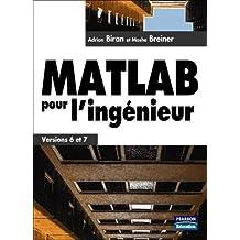 Matlab pour l'ingenieur version 6 et 7