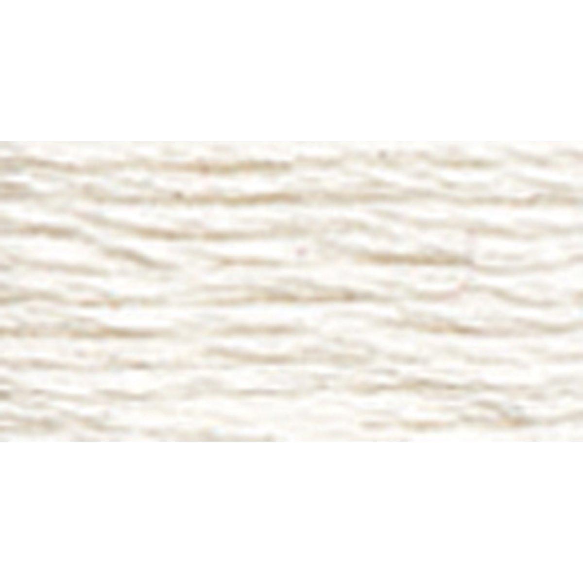 Size 5 Cream DMC 116 5-712 Pearl Cotton Thread Balls