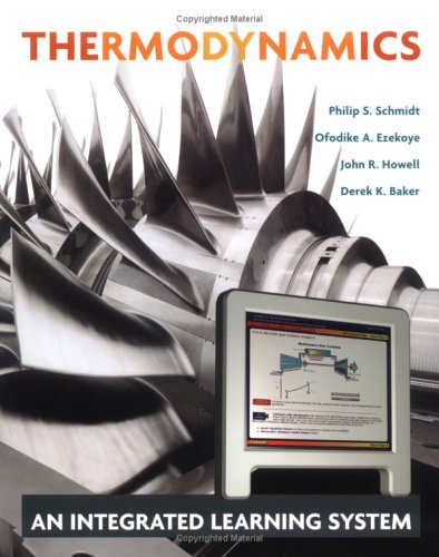 Thermodynamics, Text plus Web: An Integrated Learning System