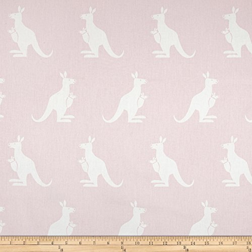 Premier Prints Kangaroo Twill White/Bella Fabric By The Yard