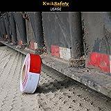 KwikSafety IRON GRIP TAPE | DOT-C2 Retroreflective