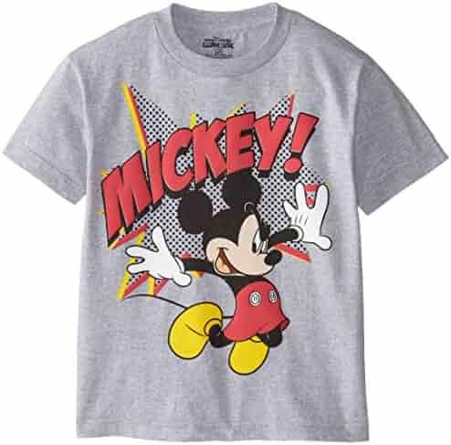 Disney Mickey Mouse Boys' T-Shirt