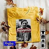Pablo-Escobar Supremo T-Shirt, Hoodie, Long Sleeve, Tank Top