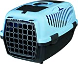 Image de Trixie 39822 Capri 2 Pet Carrier 37 34 55 cm Dark Blue / Light Grey