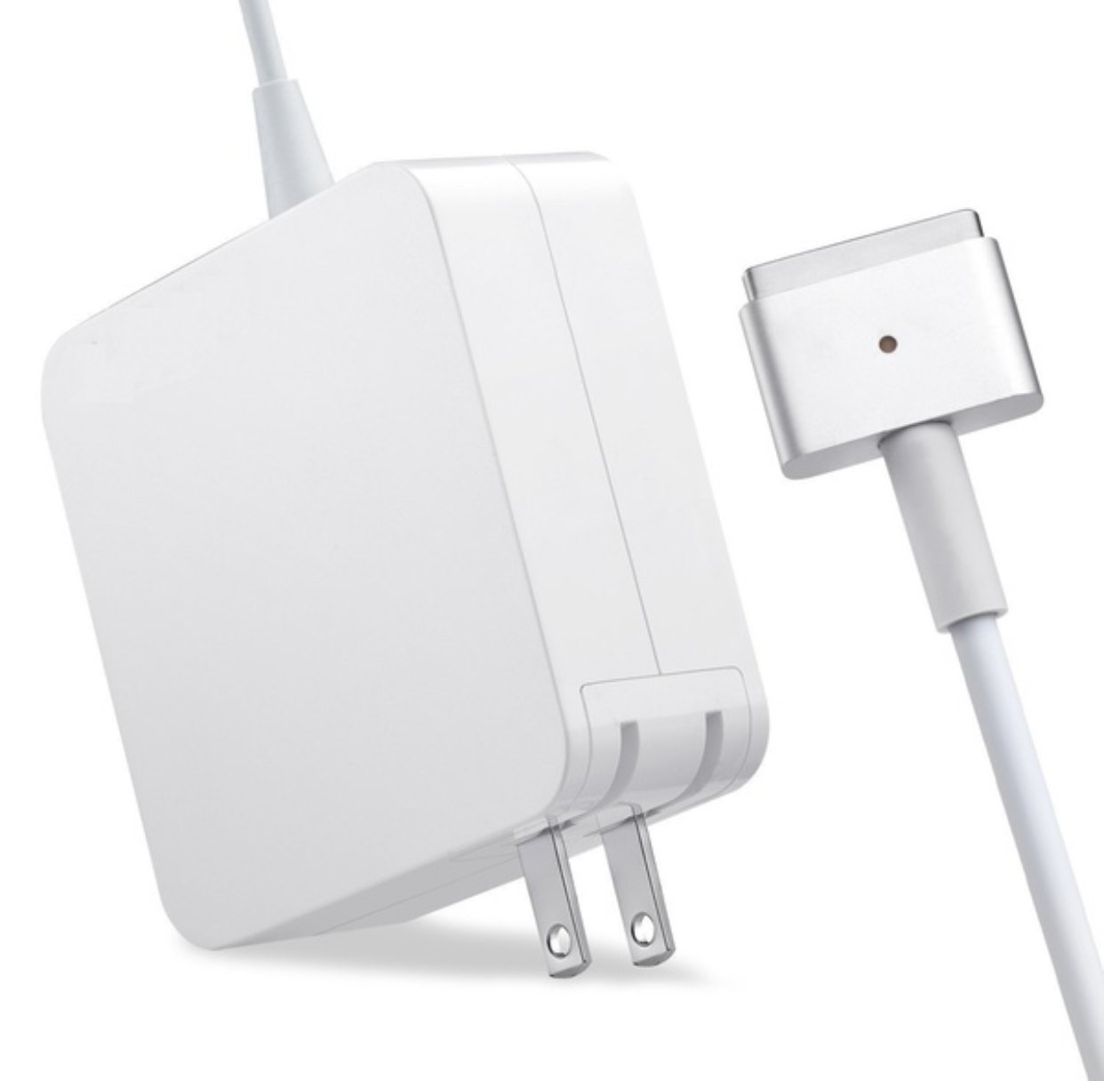 MacBook Pro Charger R60-T,Replacement MacBook Charger 60W Magsafe 2 Magnetic T-Tip Power Adapter Charger for Apple MacBook Pro 13-inch Retina Display-After Late 2012