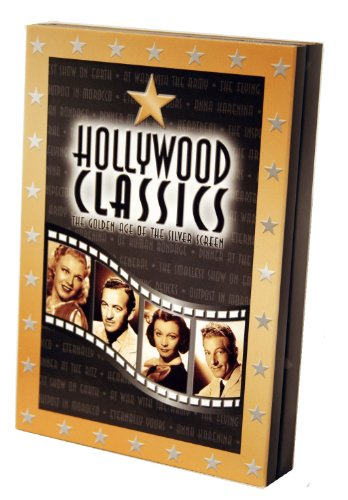 The Golden age of the Silver Screen Hollywood Classics 5 DVD