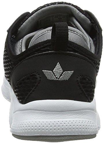 Ashley grau Mujer Zapatillas Lico Para schwarz Negro Schwarz grau OnRAnxdwfq