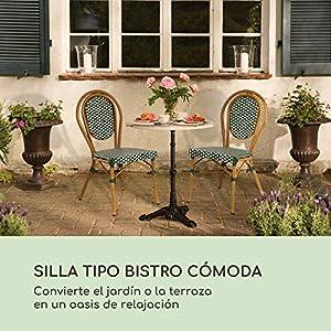 blumfeldt Montpellier - Silla Bistro Verde-2