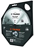 TRUPER ST-12100A 12'' Aluminum Cutting Saw Blade, 100 teeth, center 1