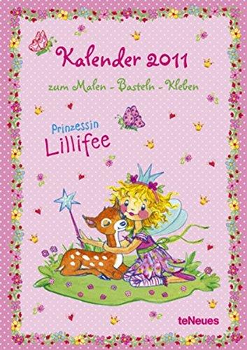 Bastelkalender Prinzessin Lillifee 2011