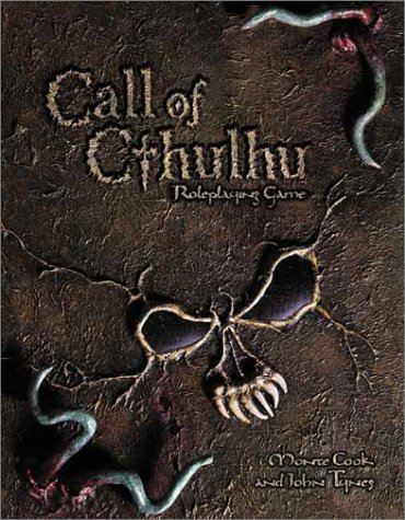 Read Online Call of Cthulhu (d20 Edition Horror Roleplaying, WotC) ebook