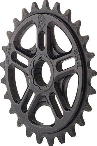 Profile Racing Spline Drive Sprocket, 25t Black for 19mm 48 Spline Spindles
