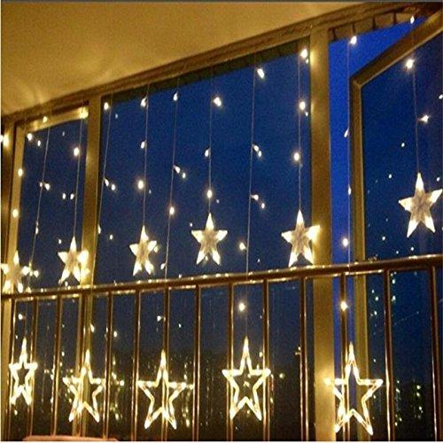 Immagini Luminose Natale.Misslight Led Luci Stringa Catene Luminose Natale Del Decorativa 8 Modalita Per La Decorazione Casa Matrimonio Natale Partito