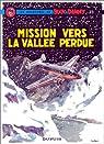 Buck Danny, tome 23 : Mission vers la vallée perdue par Hubinon