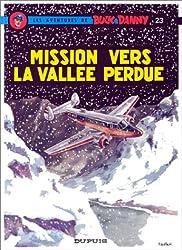 Buck Danny, tome 23 : Mission vers la vallée perdue