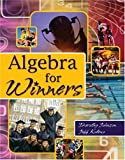 Algebra for Winners, Johnson, Dorothy and Koleno, Jeff, 0757512909