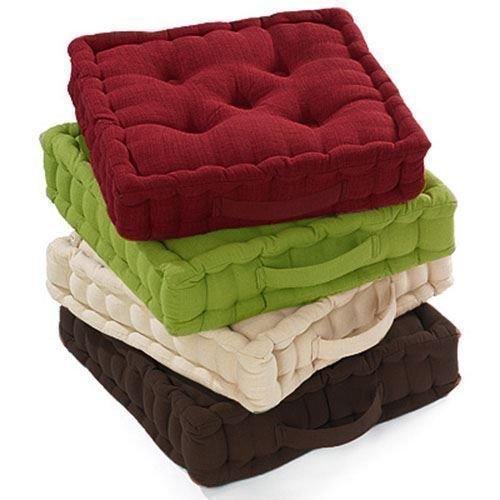 NIGHTS 100% algodón Cubierta cojín Elevador de Grosor ...