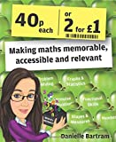 Forty Pence Each or Two for One Pound: Making maths memorable, accessible and relevant
