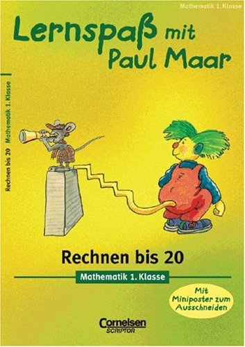 Lernspaß mit Paul Maar, Rechnen bis 20, 1. Klasse, EURO pdf