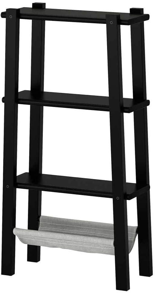 IKEA ASIA VILTO - Estantería, Color Negro: Amazon.es: Juguetes y juegos