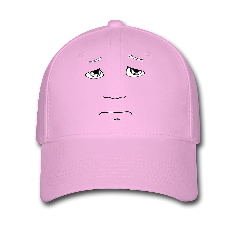 HANJIANG Adult Sad Expression Tear Emotion Face Adjustable Baseball Cap