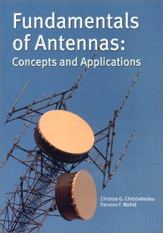 Fundamentals of Antennas (Tutorial Texts): Amazon.es ...
