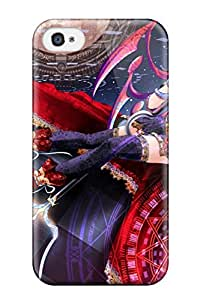 Iphone 4/4s Case, Premium Protective Case With Awesome Look - Touhou
