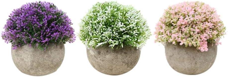 Mini Simulation Artificielle Plantes Succulente En Pot Décorations Bureau Maison