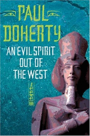 book cover of An Evil Spirit Out of the West