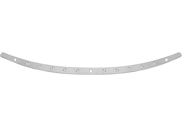 Silver Hose /& Stainless Purple Banjos Pro Braking PBR2522-SIL-PUR Rear Braided Brake Line