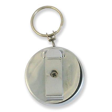 Amazon.com : Retractable Key Back Keychain MADOL [32015 ...