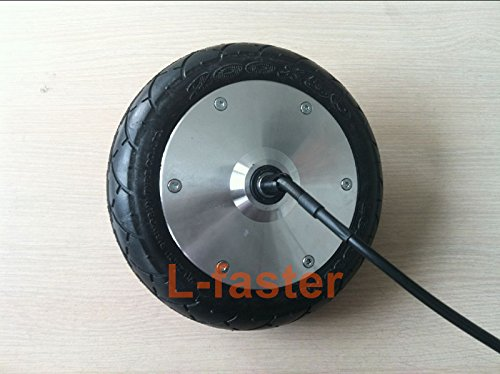 24V/36V/48V 150W Electric Scooter 8 Inch Wheel Motor Electric Brushless Hub Motor For Electric Kickscooter 8'' Non-Pneumatic Tyre (36V)