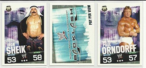 wwe slam attax evolution trading card game - 8