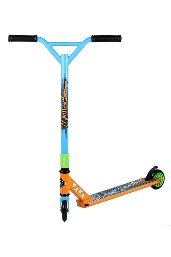Patinete Scooter Maui and Sons Twister V2 (AZUL-NARANJA ...