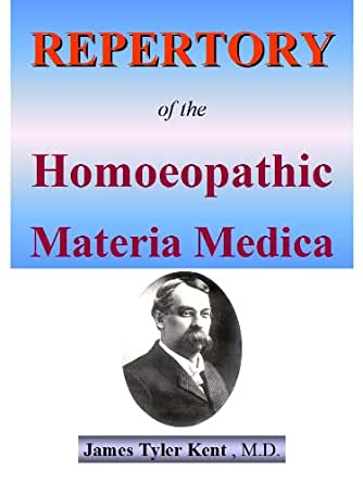 REPERTORY of the Homoeopathic Materia Medica : Homeopathy