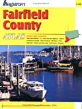 img - for Hagstrom Fairfield County Atlas book / textbook / text book