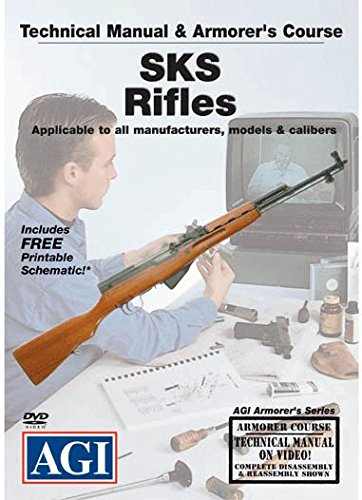 Amazon agi dvd gunsmith armorer course sks rifle ultimate amazon agi dvd gunsmith armorer course sks rifle ultimate arms gear gunsmith cleaning gun mat sks 762x39mm chinese military genuine surplus publicscrutiny Choice Image