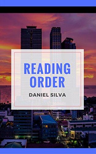 Download for free READING ORDER: DANIEL SILVA