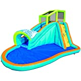 Spring and Summer Toys Banzai Aqua Pipeline Water Park Slide14 ft Long