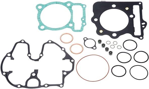 TRX 400EX Top End Head Gasket Kit Replace for HONDA TRX400EX XR400R 1996-2004 TRX 400EX 400X 1999-2014 Replacement Parts