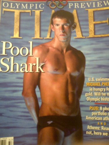 Michael Phelps Time Magazine Cover