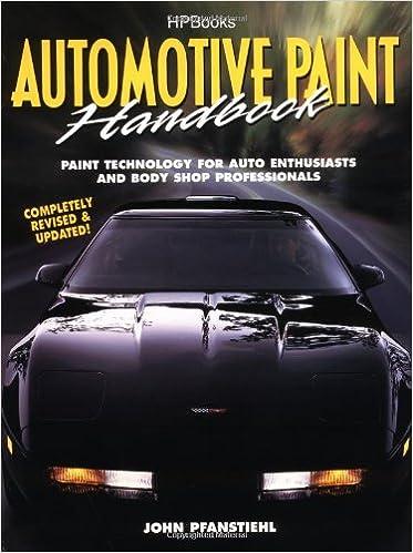 Automotive Paint Handbook: Paint Technology for Auto