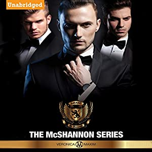 The McShannon Series: Complete Box Set Audiobook