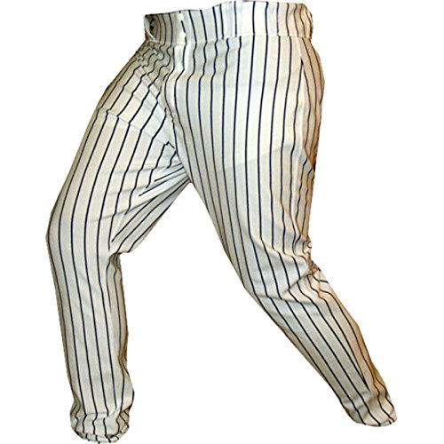 Eric Chavez Pants - New York Yankees Issued #12 Pins. Pants